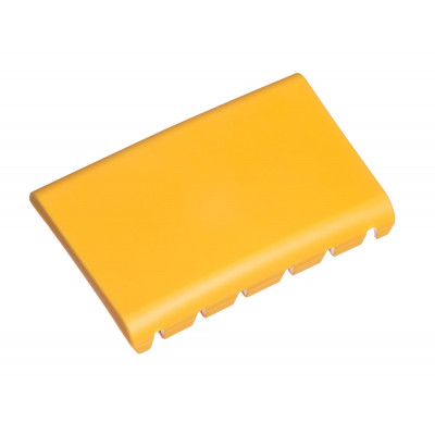 Clip closure, yellow, W 890 Flexio