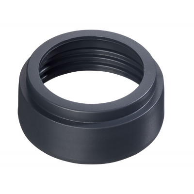 Union nut, black, W 990 Flexio