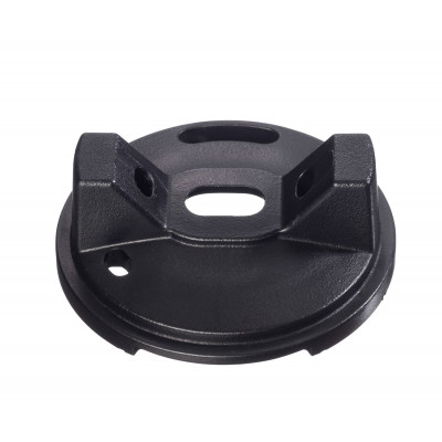 Air cap Wall Extra, black