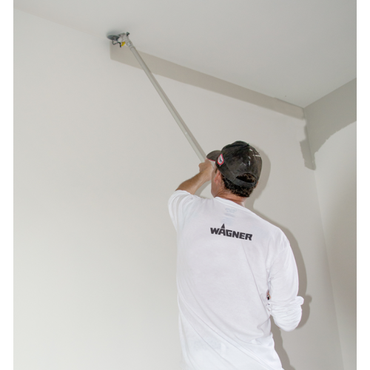 Wagner SpeedShield – masking-free spray painting