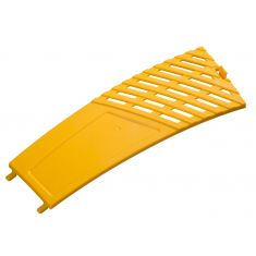 Air filter cover, yellow, W 300