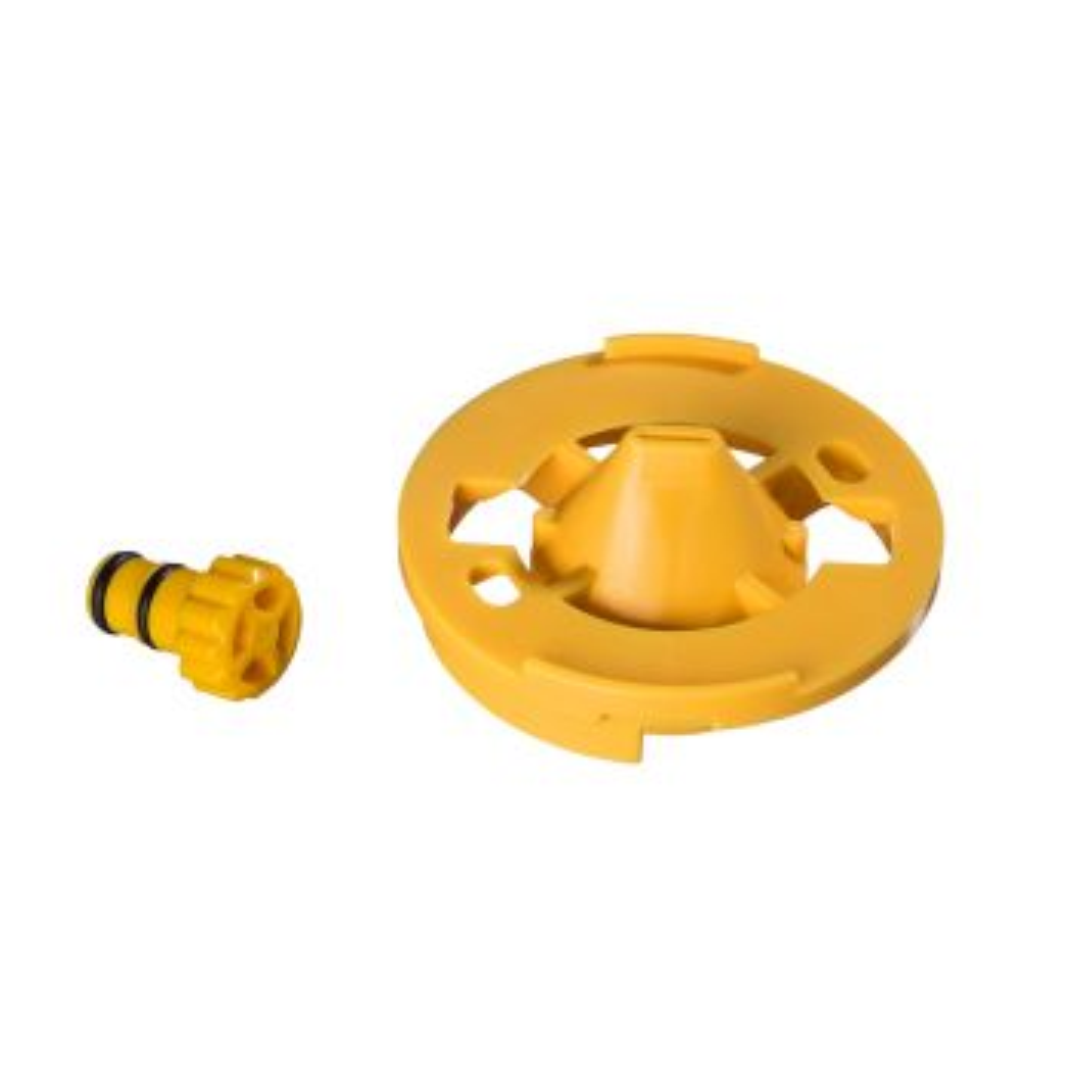 Set nozzle + valve, W 990 Flexio