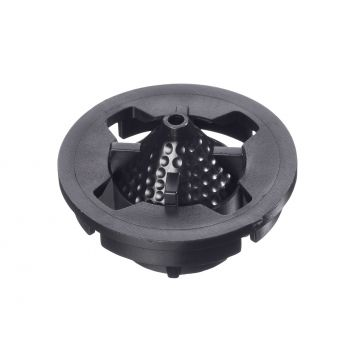 Nozzle (2.5 mm), black