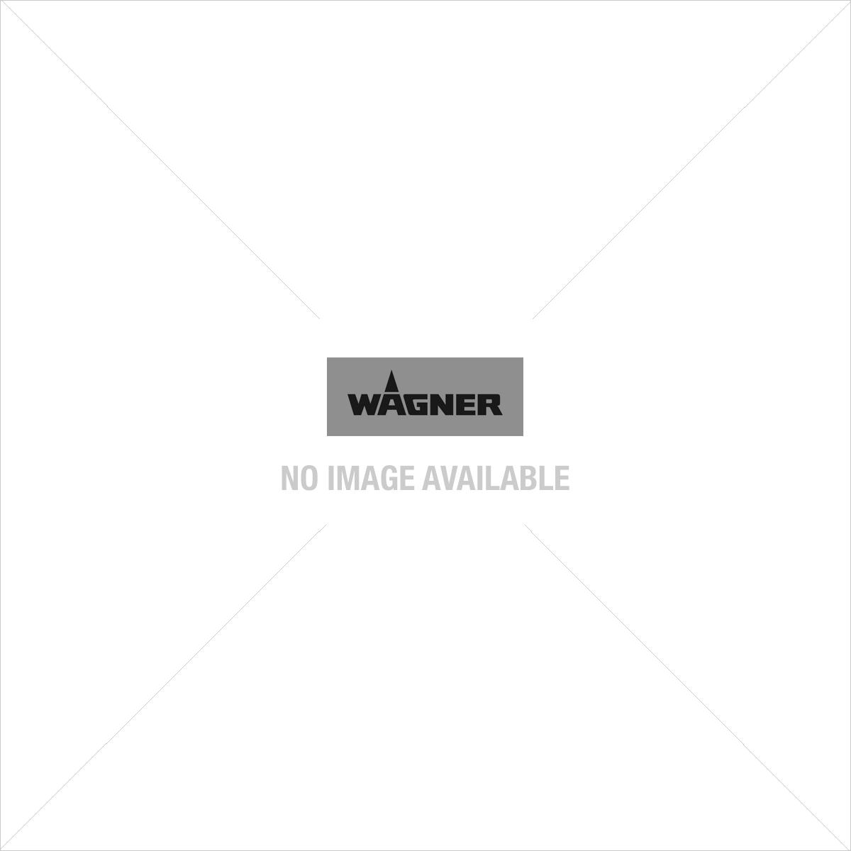 Union nut, black, W 990 Flexio
