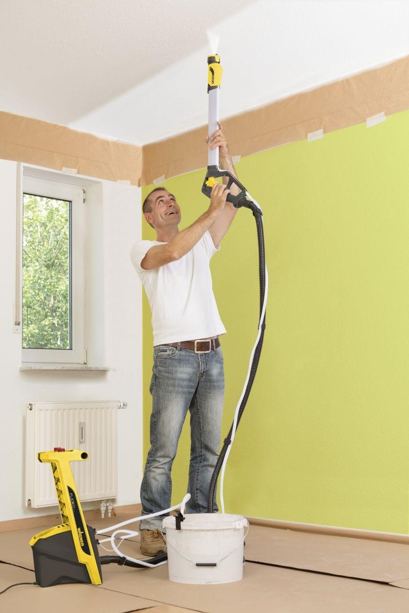 wagner universal sprayer w 950 hvlp paint sprayer. Black Bedroom Furniture Sets. Home Design Ideas